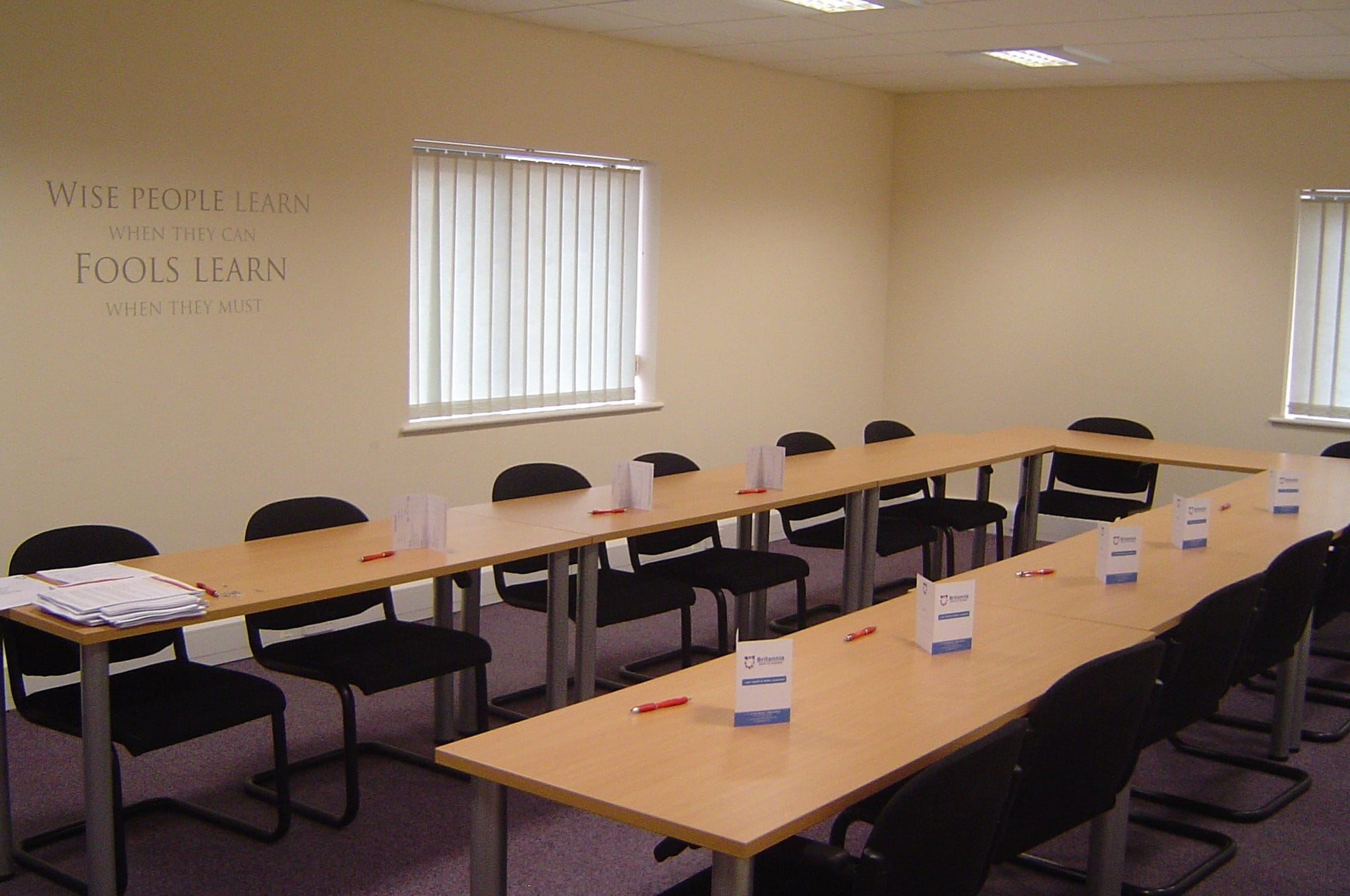 Venue Hire Training Courses Norwich & Norfolk